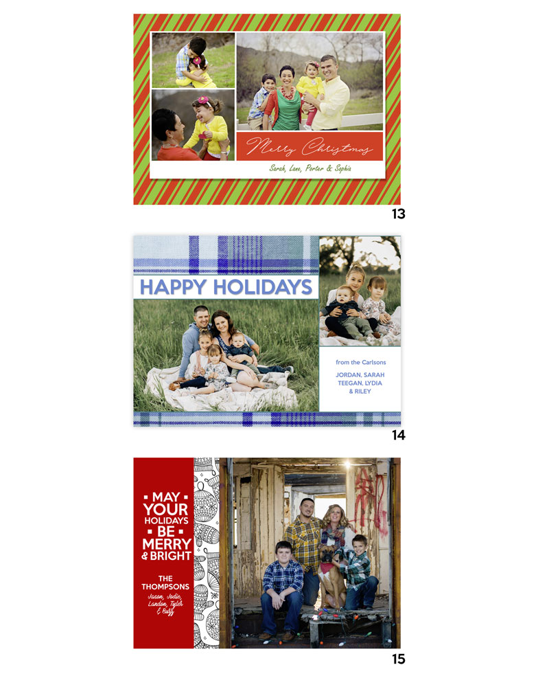 Holiday Greeting Cards St Cloud Camera Photo