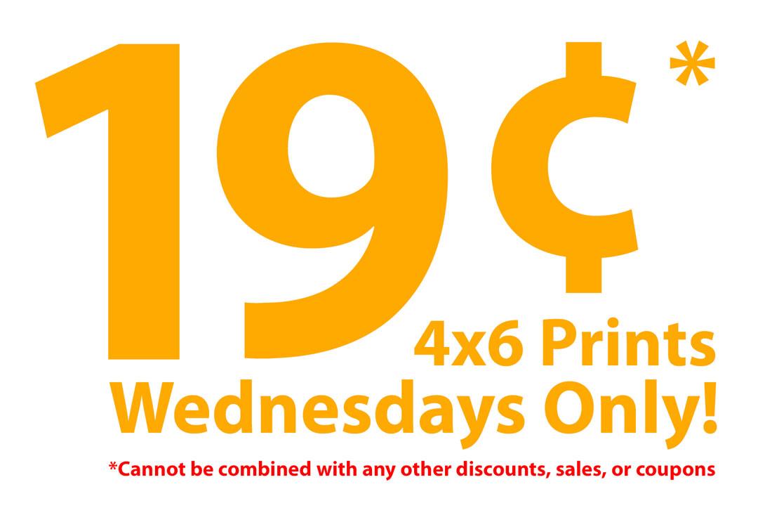 19¢ Wednesdays!