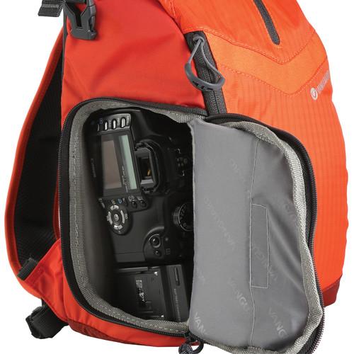 St. Cloud Camera & Photo | Vanguard Reno 34 DSLR Sling Bag (Orange)