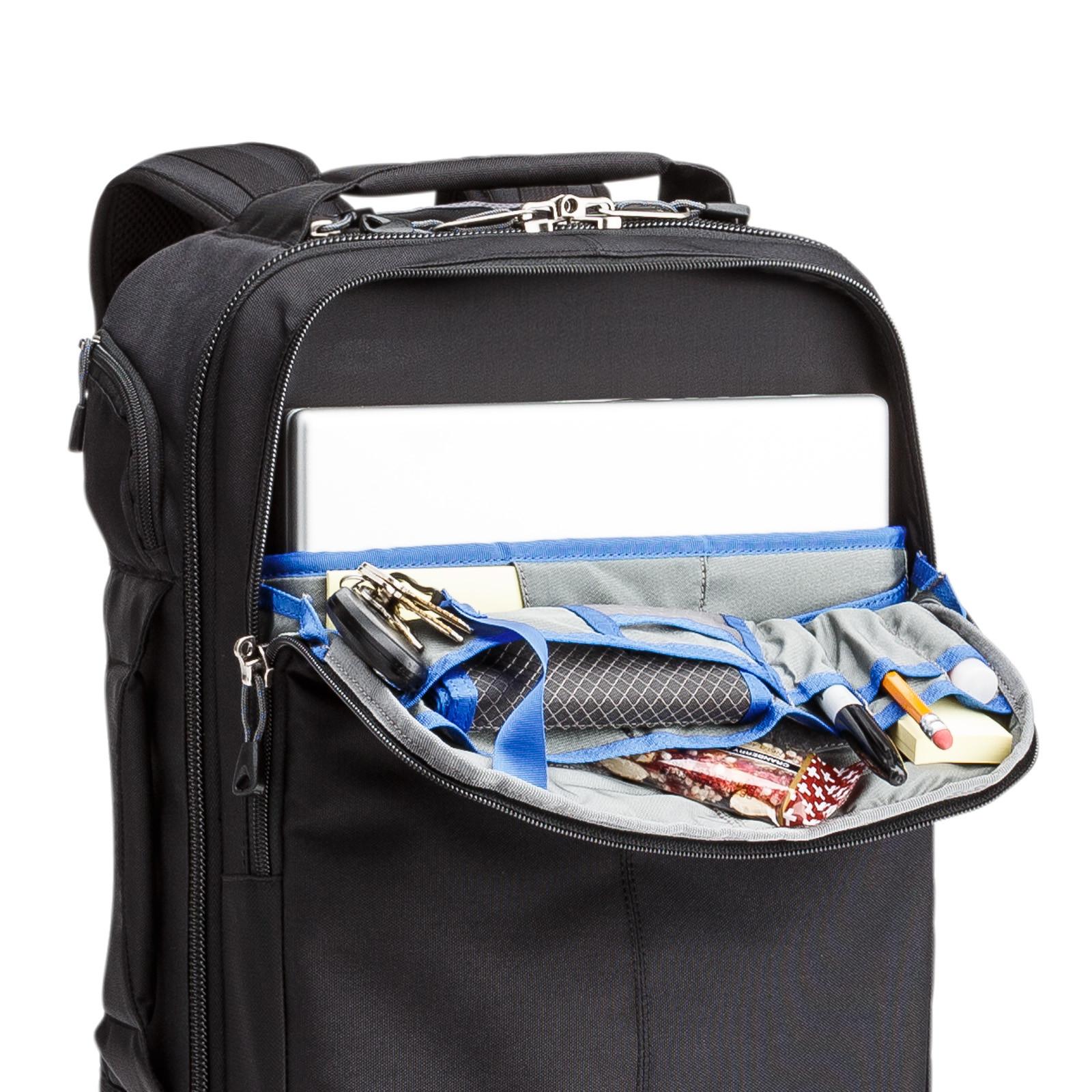 Think Tank Photo Airport Essentials Backpack Black St Cloud Sirui Slinglite 12 Grey
