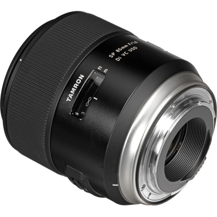 Tamron SP 85mm f/1.8 Di VC USD Lens for Canon EF – St. Cloud Camera ...