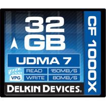 32gb delkin CF