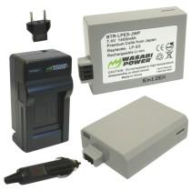 LP-e5 wasabi battery kit