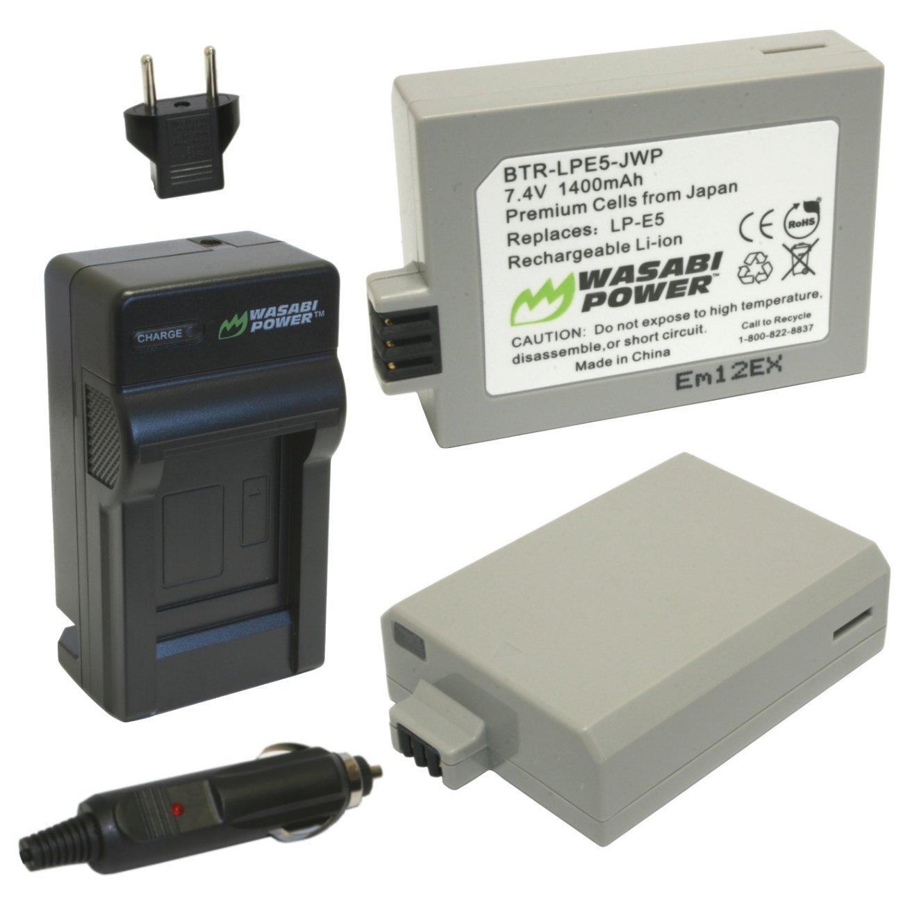 Wasabi Battery
