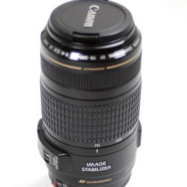 used canon 70-300 IS USM