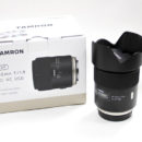 Used Tamron SP 45mm f/1.8 Di VC USD Lens for Canon EF