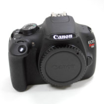 USED canon T5 body-2