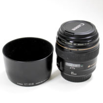 used canon 85mm_